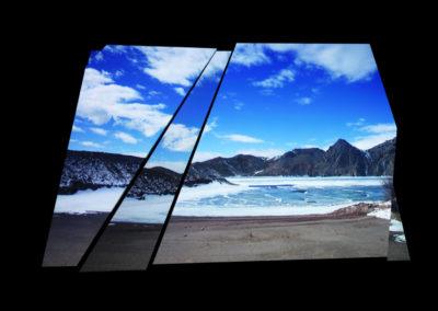 Folded Landscapes III